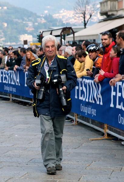 Remo Mosna (Foto Antonio Pisoni)