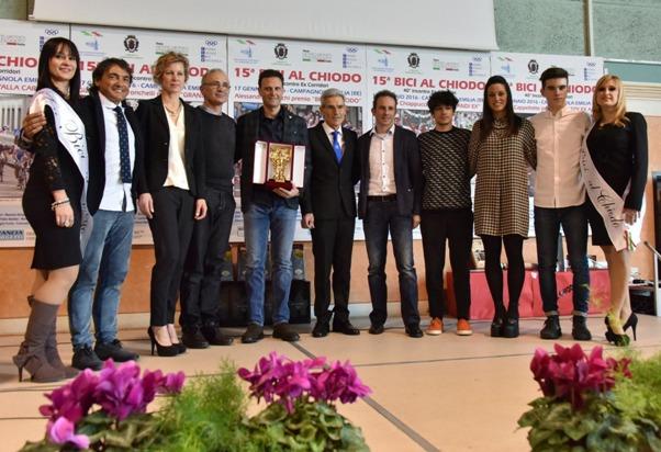 Tutti i premiati a Campagnola Emilia dagli Ex alle Speranze (Foto di Armanden)