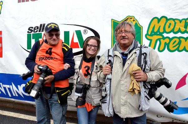 Seconda tappa gara a tappe di biciclette: giro del Trentino - Limone sul Garda – San Giacomo di Brentonico di 164,5 km