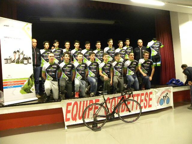Squadra Juniores 2016