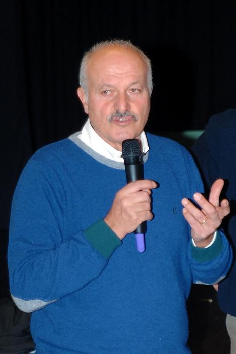 Enrico Sangalli, Presidente dell'Equipe Corbettese (Foto Nastasi)