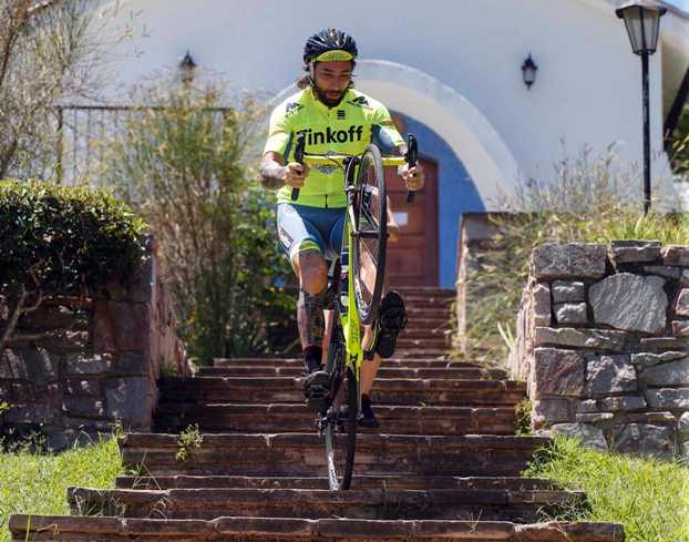 Tour de San Luis 2016 - le esibizioni di Vittorio Brumotti