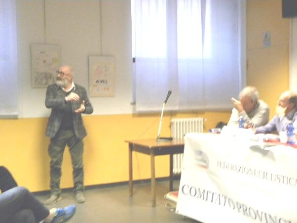 Ugo Colombo, Presidente SC MT-Milano (Foto Nastasi)
