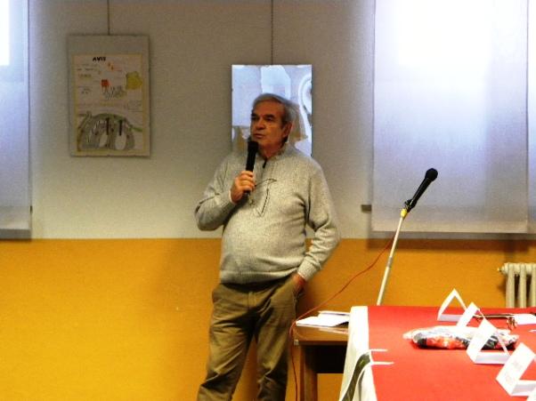 Sergio Meda, Conduttore e Moderatore del Convegno (Foto Nastasi)