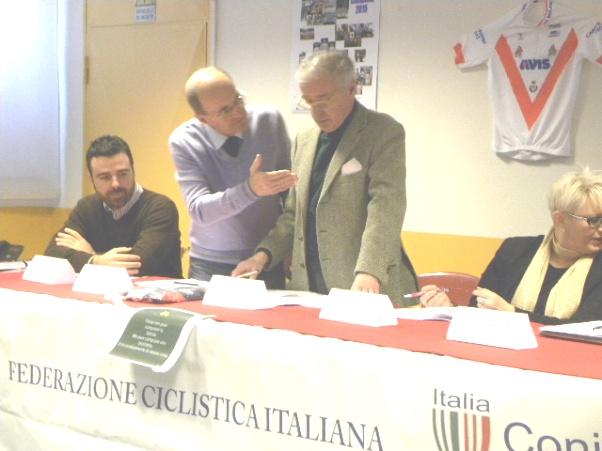 Molla (Avis) e Cozzaglio (Fci Milano) - Foto Nastasi