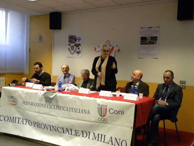 L'intervento della Vicepresidente nazionale Daniela Isetti