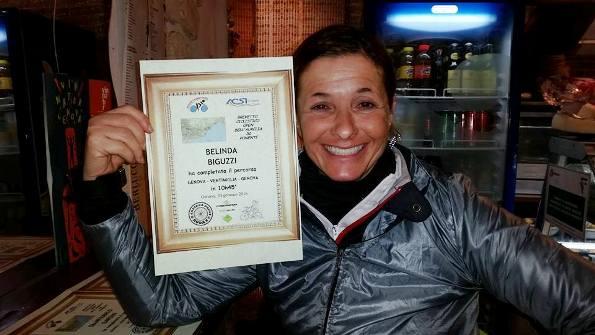 Felicita per il Diploma di partecipazione