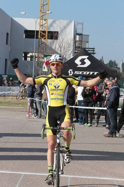 Lavieri vince gara Open