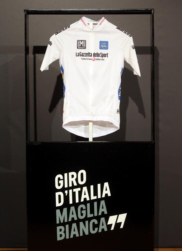 RCS: GIRO; GIORGIA + MAGLIE