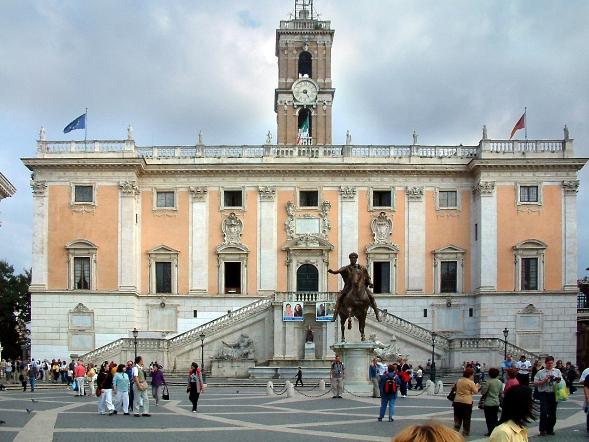 Palazzo del Campidoglio Roma