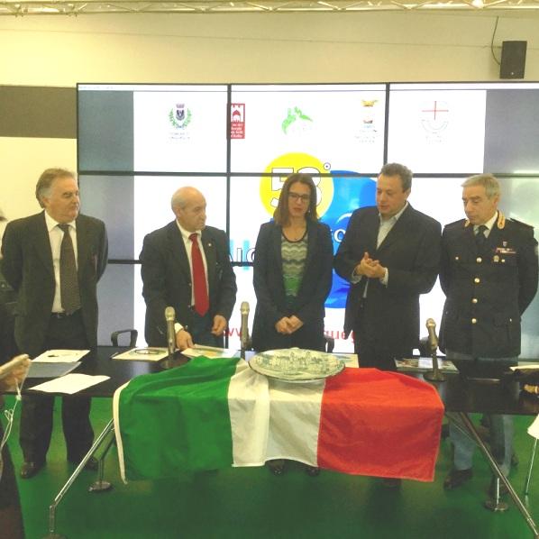 Assessore Sport Regione Liguria, Ilaria Cavo con Bersani, Amici, Maglione a Campisi (Foto Kia Castelli)