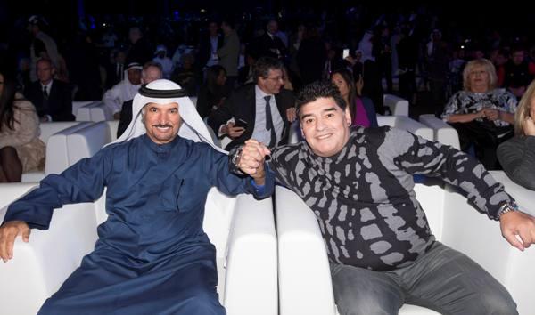 Dubai Tour 2016 -  Ceremony di Apertura (Foto Ansa)
