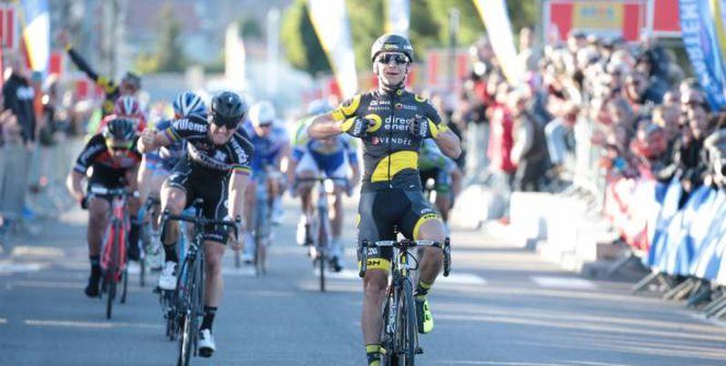 Bryan Coquard vince la prima tappa dell'Etoile de Besseges (03.02.2016)