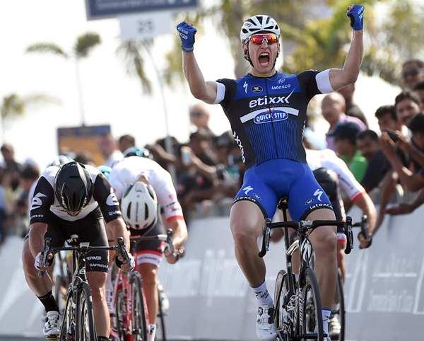 Kittel vince prima tappa - (Foto Ansa)