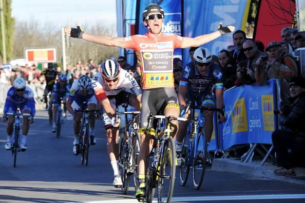 Bryan Coquard vince anche la seconda tappa