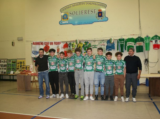 Ciclistica Sozzigalli - Categoria Allievi 2016