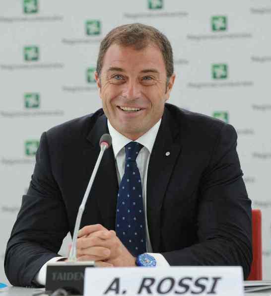 Assessore Antonio Rossi
