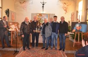 Premiazione Viris-Maserati vincitrice 35^ Trofeo Bassa Valle Scrivia e Val Curone (Foto Cyclo@system)