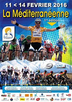 11.02.16 - LOCANDINA 1^ LA MEDITERRANEENNE
