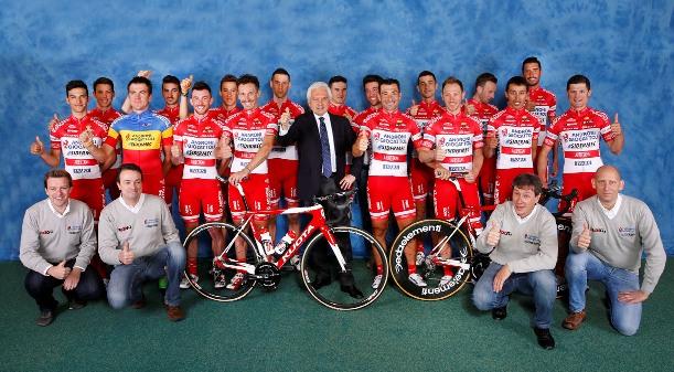 Team Androni - Sidermec 2016