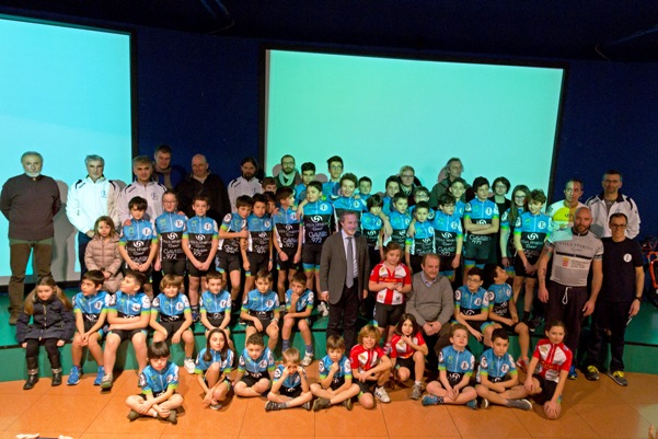 Museo dei Campionissimi - presentazione della Scuola Mtb I Cinghiali