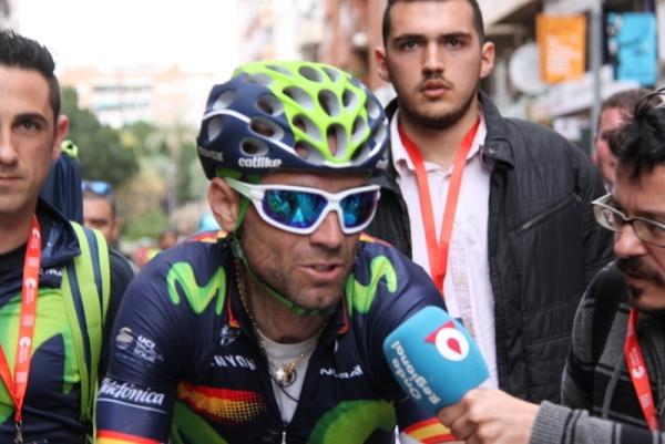 Intervista a Valverde (Foto JC Faucher)