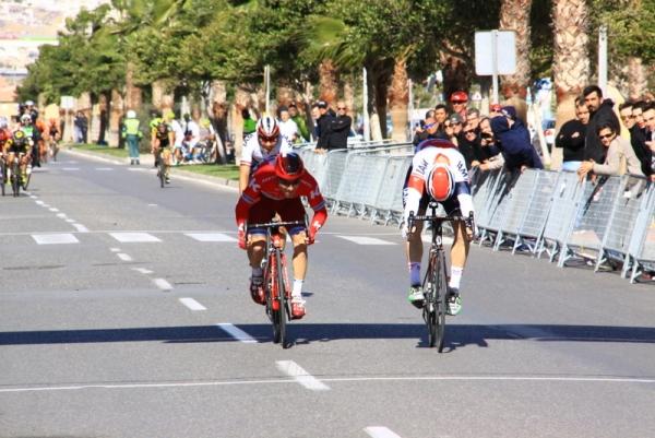 L'Australiano Howard vince la XXXI Clasica de Almeria (Foto JC Faucher)