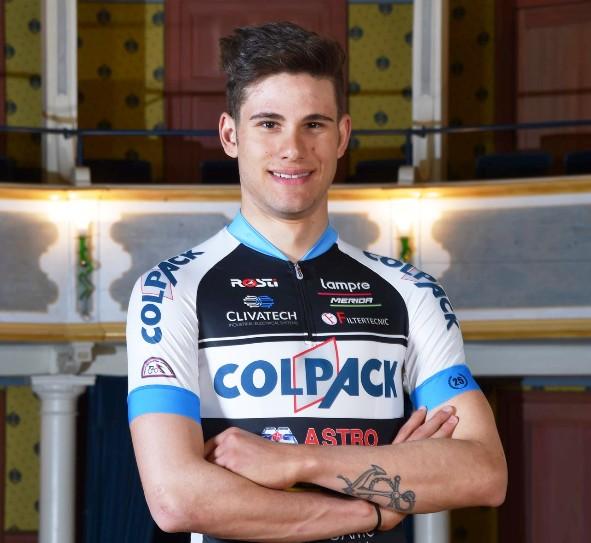 Filippo Ganna, vincitore GP Laguna a Porec