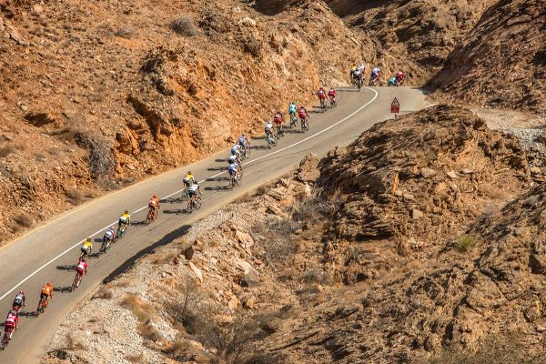 Tour of Oman 2016 - 16/02/2016 - Stage 1 : Oman Exhibition Center - Al Bustan ; 145,5 km