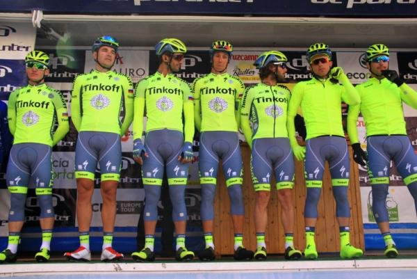Tinkoff, la squadra di Daniele Bennati (Foto Jean Claude Faucher)