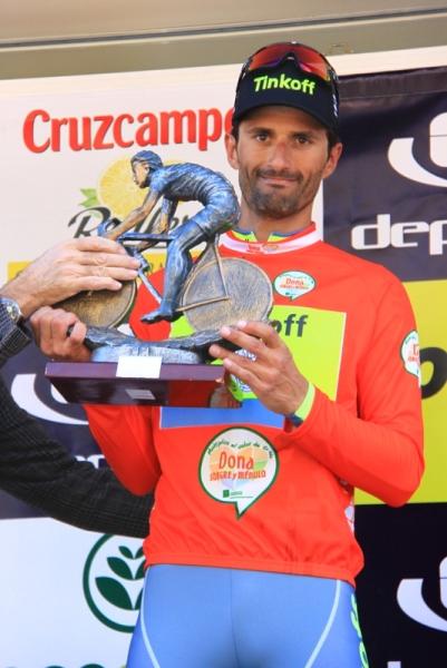 Daniele Bennati vincitore a Siviglia (Foto JC Faucher)