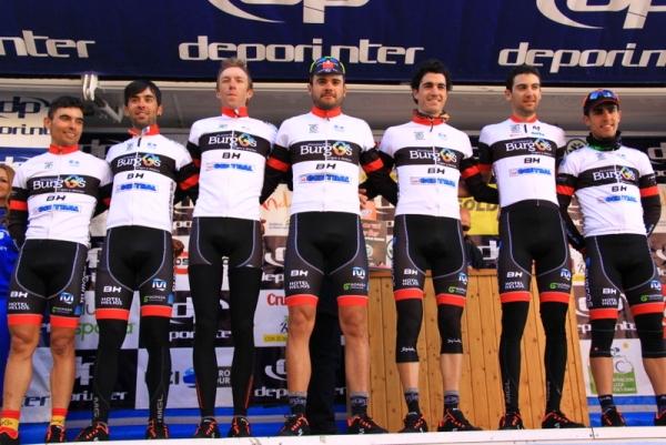 Squadra Burgos BH (Foto JC Faucher)