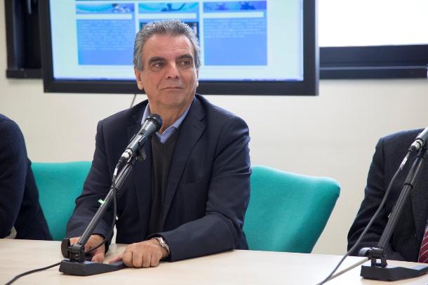 Primo piano di Franco Gini (Deceduto in Colombia il 18.02.2016