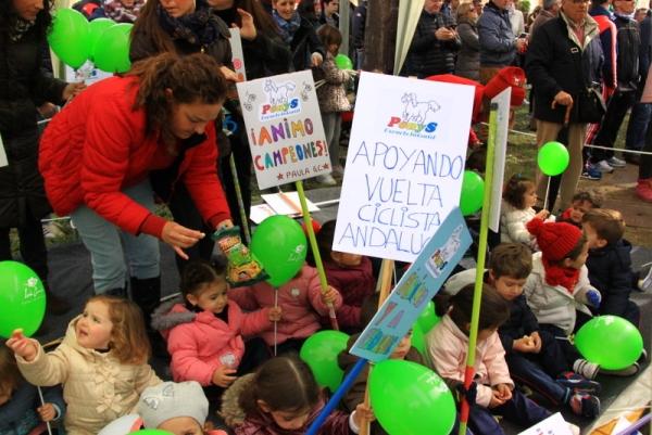 Bambini dell'Andalusia (Foto JC Faucher)