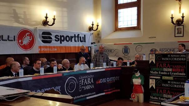 Campionato Italiano Granfondo - Foto presentazione