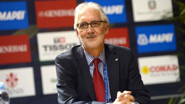 Cookson, Presidente UCI
