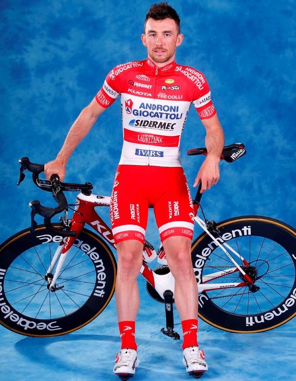 Francesco Gavazzi nato a Morbegno il 1° agosto 1984