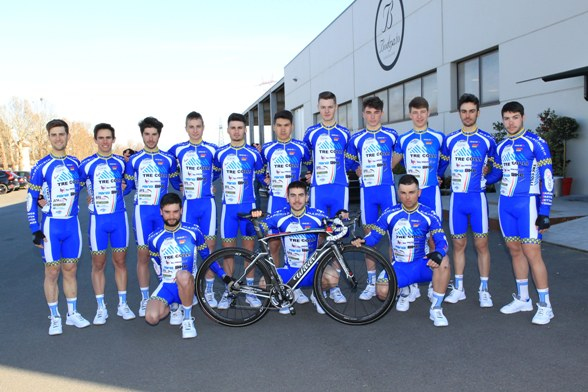 Overall Cycling Team 2016