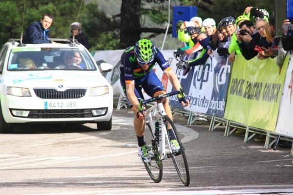 Valverde verso la vittoria (Foto JC Faucher)