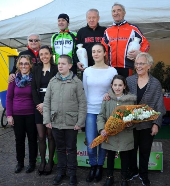 Premiazioni e podio