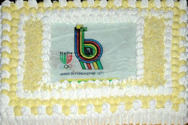 La torta del 45°