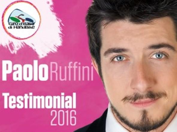 26.01.16 - Paolo Ruffilli - Testimonial Giro Hand Bike 2016