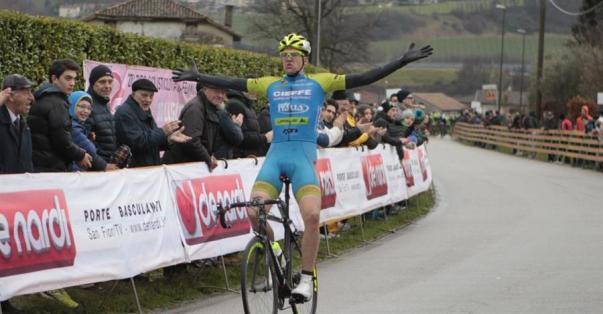 (Foto Bolgan) - Affini vince il GP De Nardi