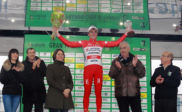 Serghey Tetcov, vincitore classifica GPM (Foto Kia)
