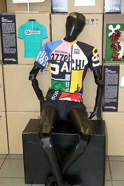La maglia della 20^ GF Gimondi (Foto Kia Castelli)