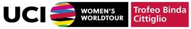 04.02.16 - Logo Uci World Tour Donne Binda