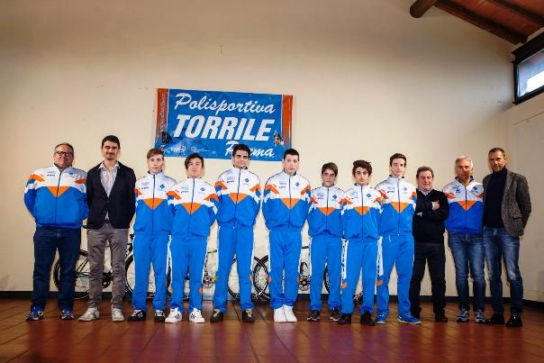 Squadra Allievi 2016 (Foto Ferruccio Possenti)