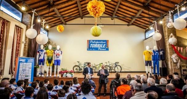 Sala teatrale presentazione Polisportiva Torrile (Foto Ferruccio Possenti)