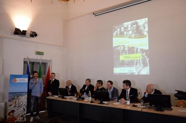 Presentazione Settimana Coppi e Bartali (Foto Stefano Sirotti)