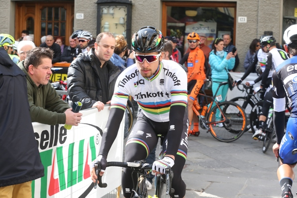 PETER SAGAN (Foto Ansa-Peri-Zennaro)